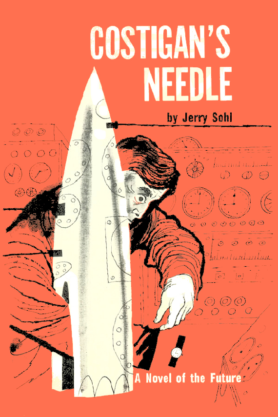 Figure 5 - Costigan's Needle by Robert Shore