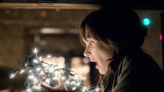 Figure 6 - Joyce talks to Will via Christmas Lights