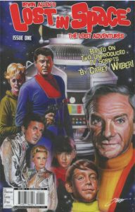 Lost in Space Issue 1 cover