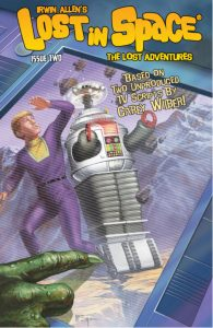 Lost in Space Issue 2 cover