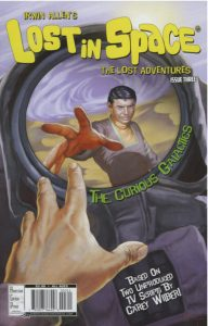Lost in Space Issue 3 cover