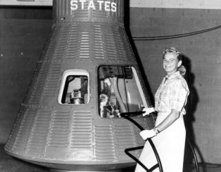 The Mercury 13: NASA's Secret Women Astronauts in 1961?