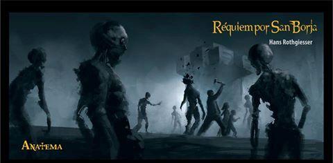 Zombies san borja