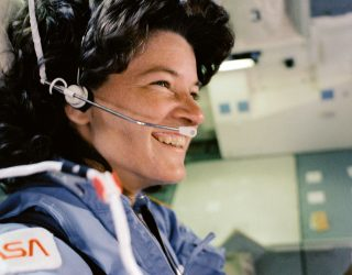 Sally Ride: First American Woman In Space