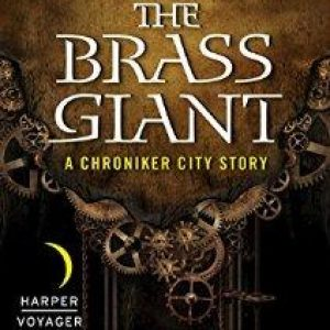 Book Review: The Brass Giant by Brooke Johnson