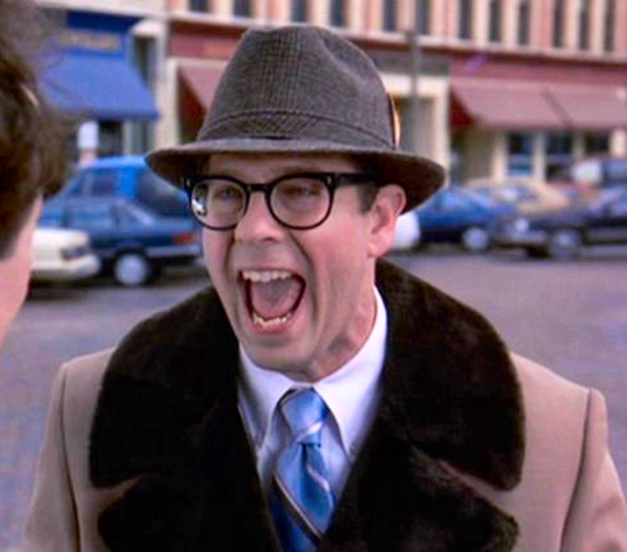 Figure 5 - Stephen Tobolowski as Needlenose Ned Ryerson