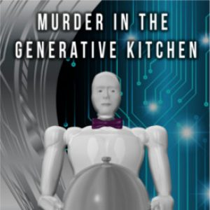 Review: Murder in the Generative Kitchen by Meg Pontecorvo