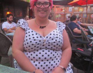 TAFF Winner Profile: Anna Raftery