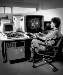 Shelley_Lake_at_Digital_Productions_1983