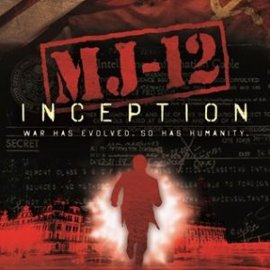 Book Review: MJ-12: Inception by Michael J. Martinez