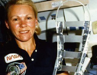 Astronaut Rhea Seddon: The First Female Surgeon In Space