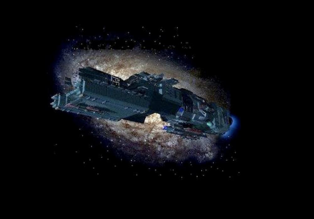100 Year Starship