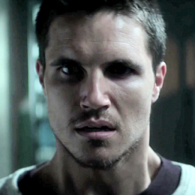 Figure 1 - Robbie Amell as Renton