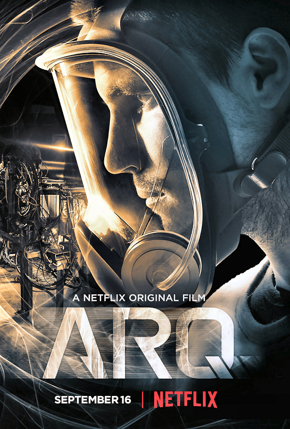 Figure 2 - ARQ poster