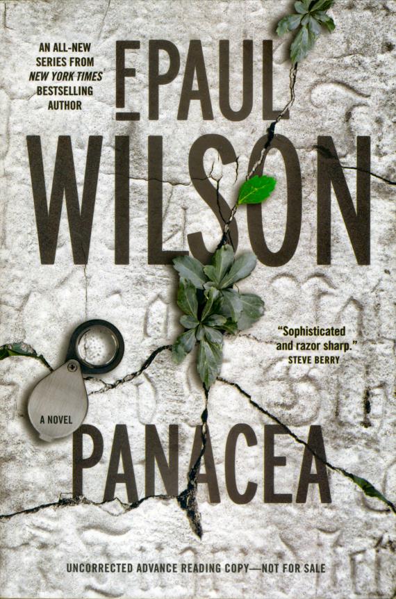 Figure 3 - Panacea Cover