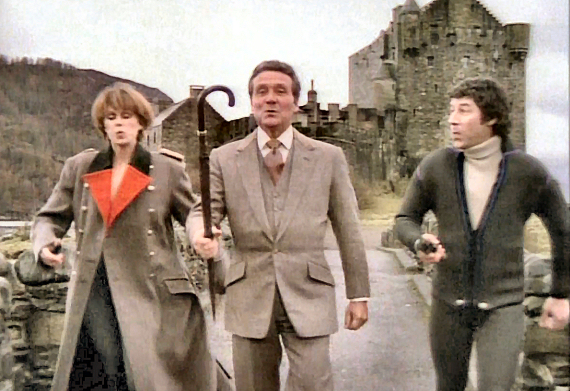 Figure 6 - Purdey, Steed, and Gambit