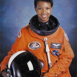 Astronaut Mae Jemison: Flew on Space Shuttle and The Starship Enterprise