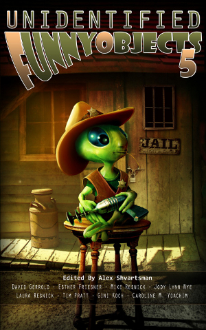 UFO Publishing, $15.99, 304 pages, trade paper, Sept. 2016