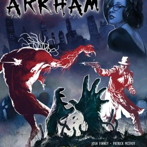 Book Review: Casefile: Arkham – Nightmare on the Canvas