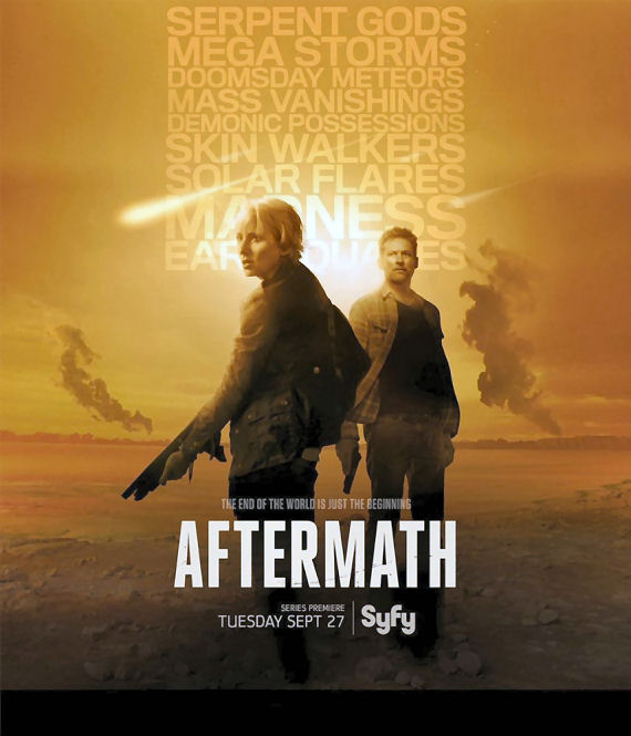 Figure 2 - Aftermath poster