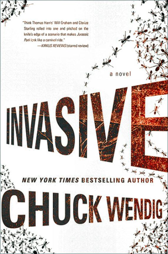 Figure 2 - Invasive Cover (Harper Collins)