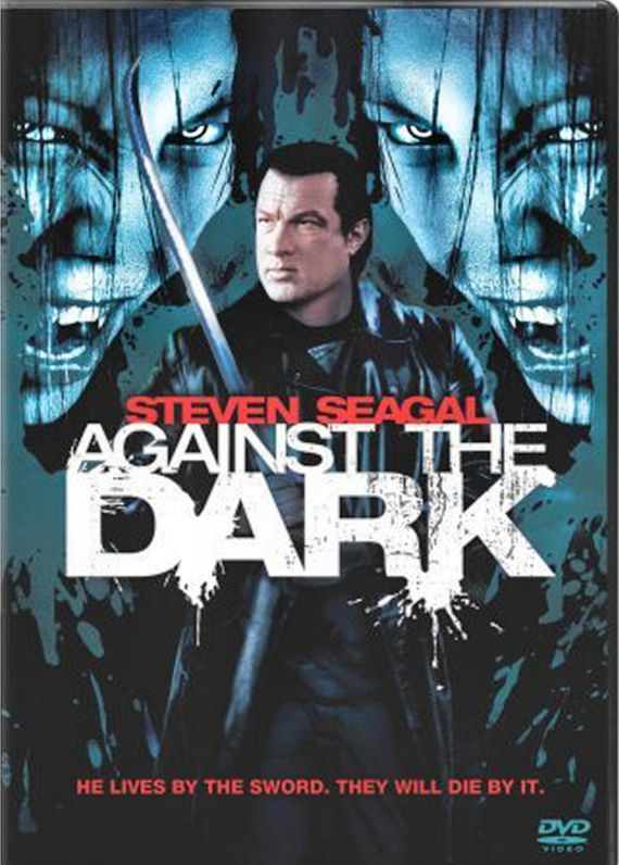 Figure 4 - Against The Dark DVD Box