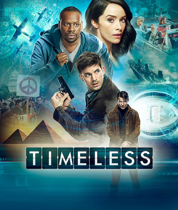 Figure 4 - Timeless poster