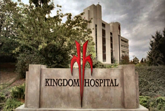 Figure 5 - Kingdom Hospital sign