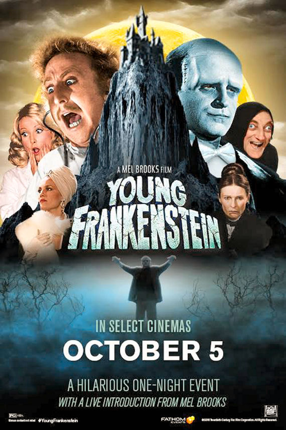 Figure 6 - Young Frankenstein