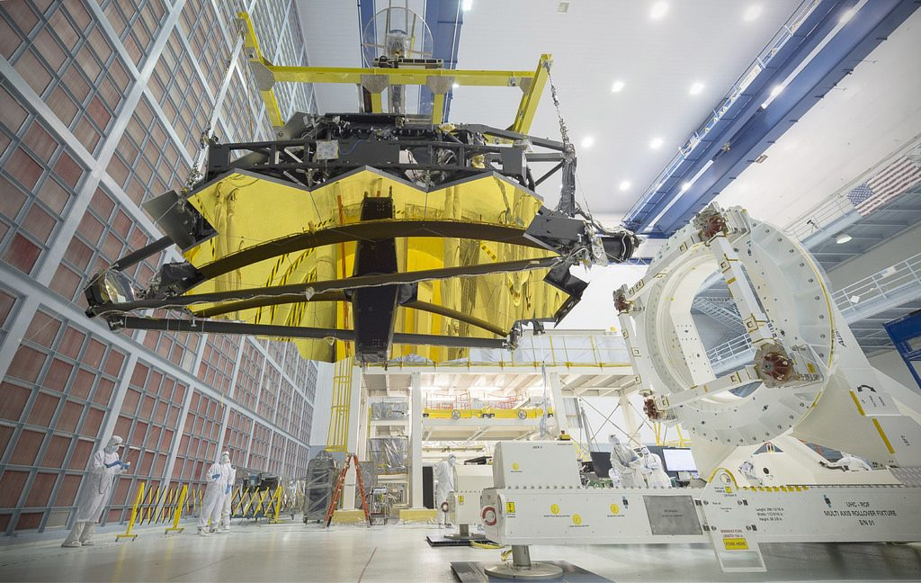 James Webb Space Telescope Primary Mirror