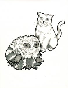 moby_and_midorri_pets_in-space_artwork_nyssa_juneau