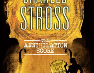 BOOK REVIEW: The Annihilation Score