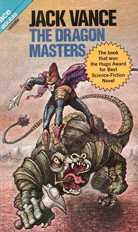 Figure 6 - Josh Kirby Dragon Masters 1972