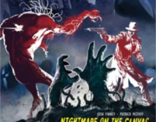 Review: Casefile: ARKHAM – Nightmare on the Canvas