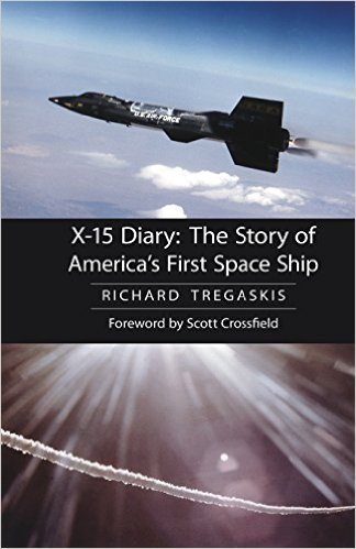 x-15-diary-cover