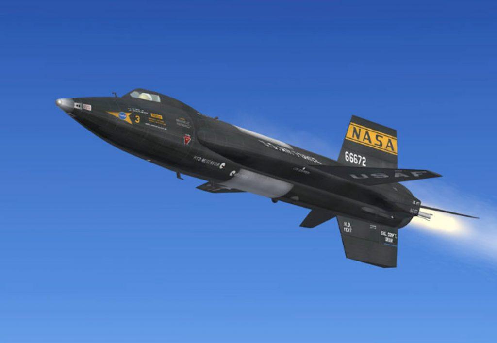 x-15-in-flight_nasa