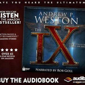AMAZING SPECIAL OFFER: The IX Audiobook