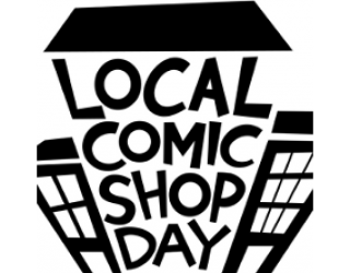 Tomorrow is Comic Shop Day!