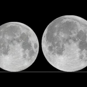 DON'T MISS THE SUPER-DUPER MOON TONIGHT
