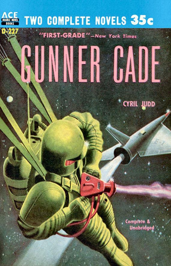 Figure 3 - Ace D-227 Gunner Cade by Cyril Judd