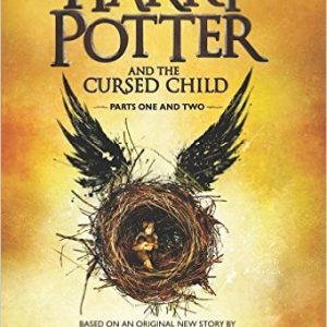 Book Review: Harry Potter and the Cursed Child by John Tiffany, Jack Thorne & J.K. Rowling