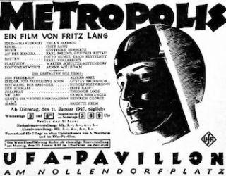 """Distopía edulcorada: """"Metrópolis"""""""