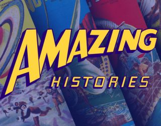 Amazing Histories, February 1927: New Worlds and Human Failings