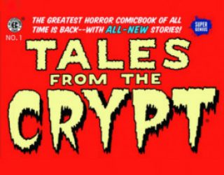 Comic Review: Tales from the Crypt from Super Genius