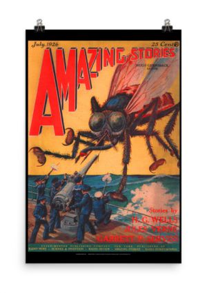 Classic Poster #4: Giant Flies