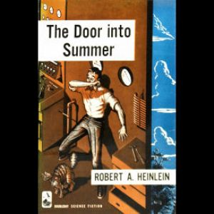 RETRO REVIEW: ROBERT A. HEINLEIN'S THE DOOR INTO SUMMER