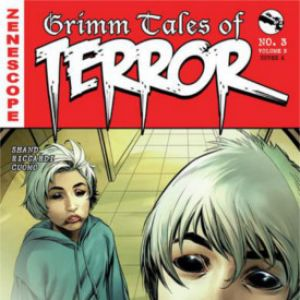 Comic Review: Grimm Tales of Terror