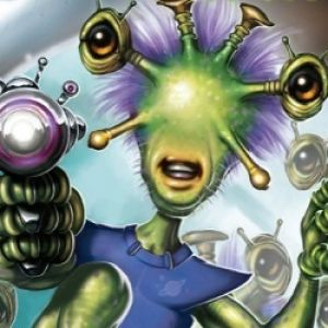 Scide Splitters: Little Green Men—Attack! – edited by Robin Wayne Bailey & Bryan Thomas Schmidt
