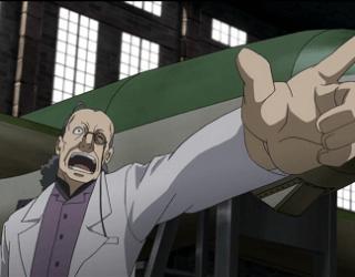 Anime roundup 3/16/2017: The Wrong Stuff