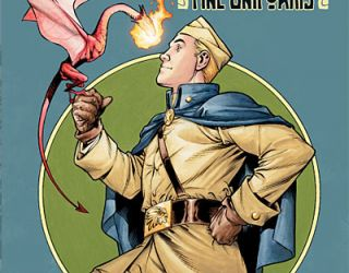 Comic Review: Arrowsmith
